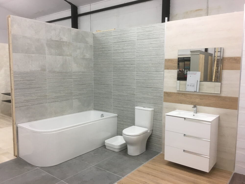 Rose Stone Tiles and Bathrooms | Deerpark Farm Rotherham